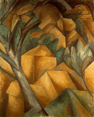 Georges braque 1882 1963 artbite for Braque peintre